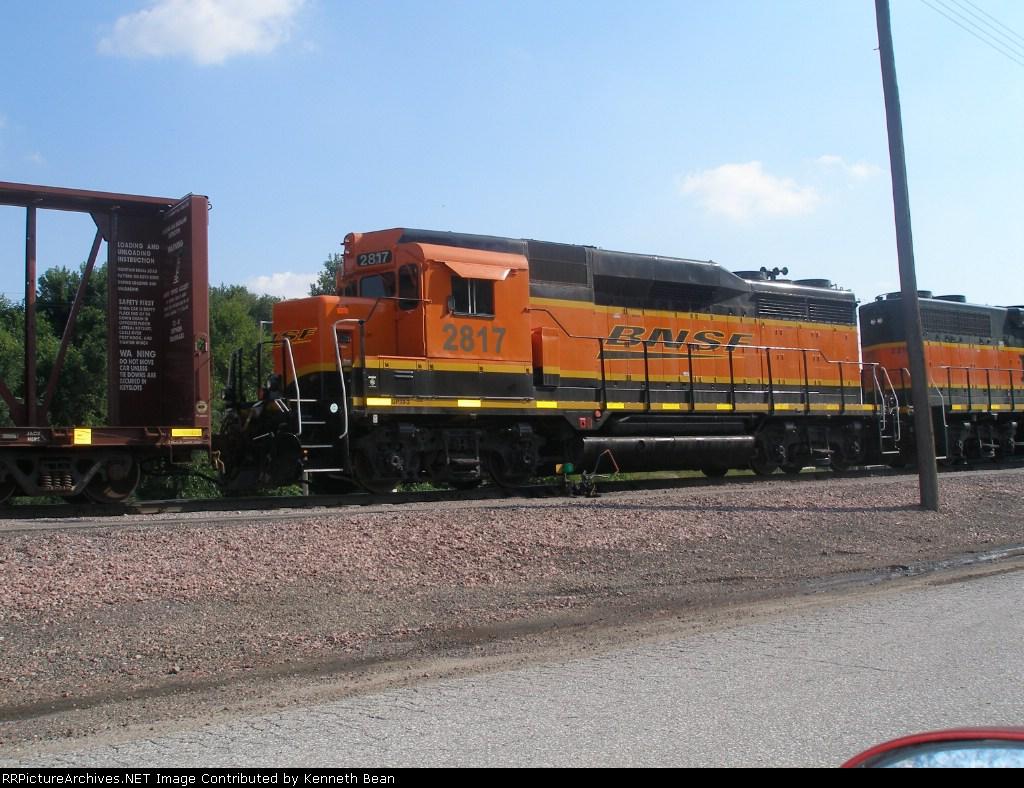 BNSF 2817