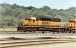 BNSF 8018 ex-BN
