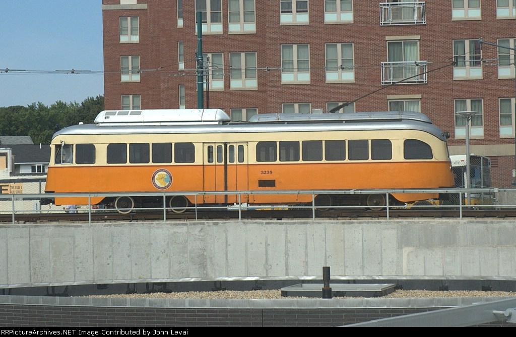 Mattapan-Ashmont High Speed Trolley Line