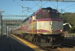 MBTA Readville