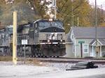 NS Train 224 WB
