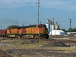 BNSF Train MADGAL