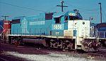 GTW 5856 still in Rock paint