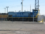 CSX 1191 (MP-15) in Oak Island Yard