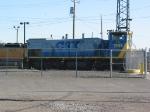 CSX 1191 (MP-15) in Oak Island Yard