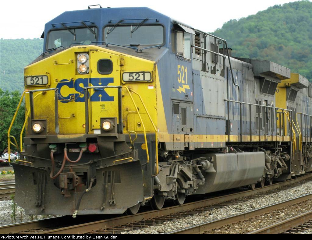 CSX 521 & 80