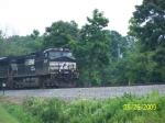 NS train 112 WB