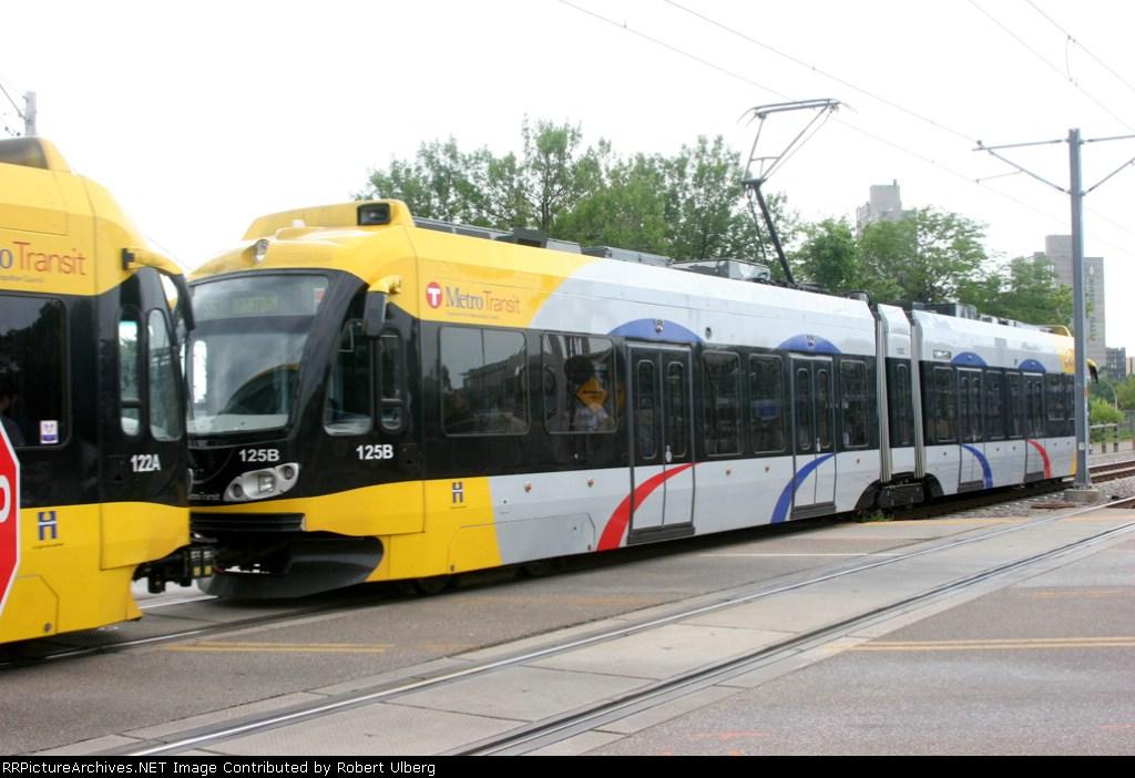 Metro Transit 125