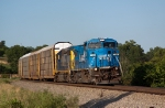 I love Conrail Blue!