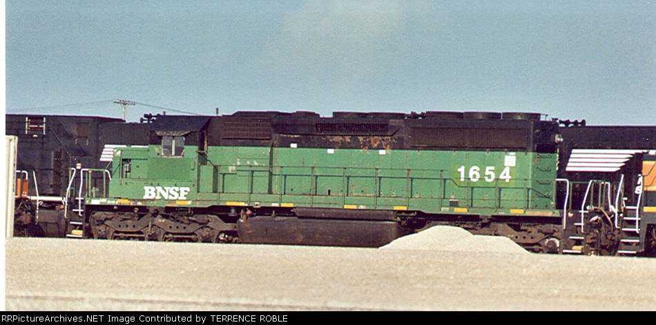 BNSF 1654 (ex-BN)