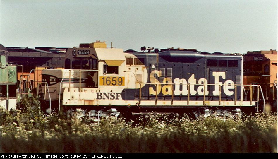 BNSF 1659 (ex-ATSF)