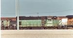 BNSF 1495 (ex-BN/SLSF)