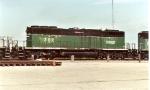 BNSF (ex-BN) SD40-2B