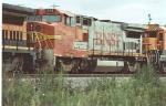 BNSF 566 (ex-ATSF)