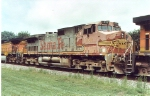BNSF 613 (ex-ATSF)