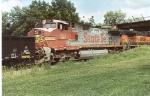 BNSF 624 (ex-ATSF)