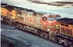 BNSF 660 (ex-ATSF)