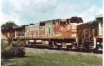 BNSF 685 (ex-ATSF)