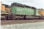 BNSF 6924 (ex-BN)