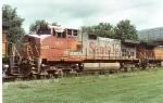 BNSF 695 (ex-ATSF)