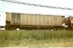BNSF coal gondola