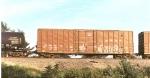 BNSF boxcar