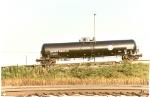 BNSF tank car