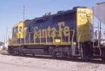 BNSF 2531 transfer from CSX