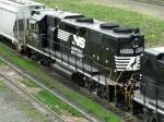 NS EMD GP38-2 5001