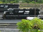 NS EMD GP40-2 3074