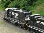 NS EMD GP38-2 5353