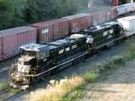 NS Railpower RP20BD 101 & EMD GP38-2 5353