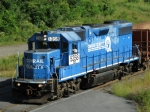 NS EMD GP38-2 5358