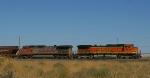 BNSF 4614 West