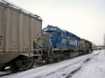 Ex-Conrail SD40-2