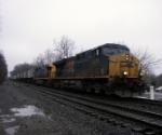Westbound Intermodal at Voorheesville Ave