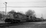 V855-08 passing through Voorheesville Ave