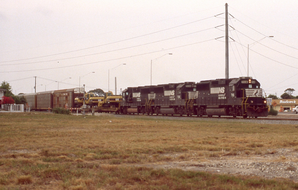 FEC 105 with NS power