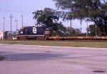 FEC 505 at the yard
