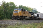 UP 4252 is on NS 214.