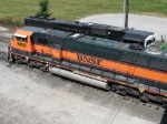 The First BNSF repaint