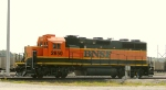 Freshly outshopped BNSF 2850