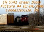 CN 5741 SD75I 2/4/2006 PIC 5