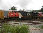 EB  CN 2276  GE ES44DC  EF- 6441  6/9/2014
