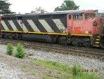 CN 2417 C40-8M  6/9/2014 PIC 2