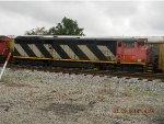 CN 2417 C40-8M  6/9/2014
