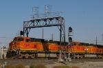BNSF 4308 West
