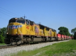 UP 4962 On CSX Q 231 Eastbound
