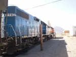 EMDX 776, BNSF 2345