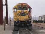 BNSF (ex. ATSF) 2212 wide front view